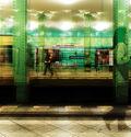 Photo Berlin Bahnhof Alexanderplatz - Laurent Dequick