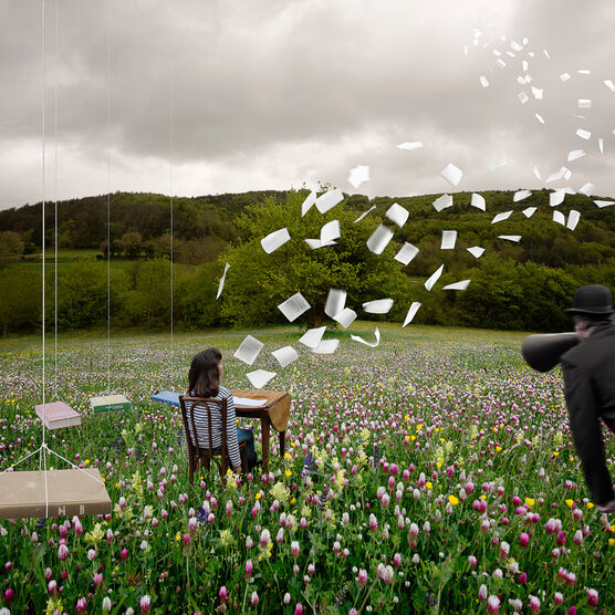 Photo Be Inspired - Alastair Magnaldo