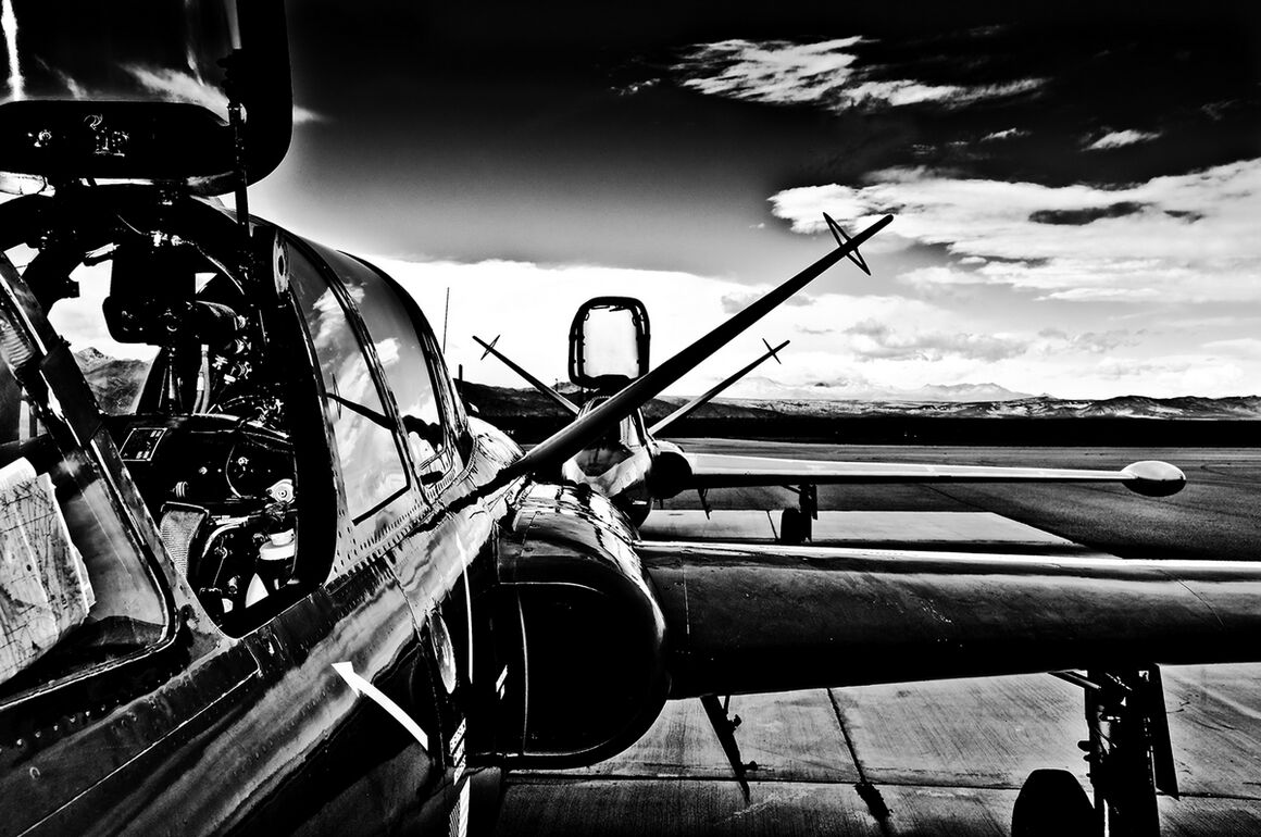 Photograph: X-Wings, O...