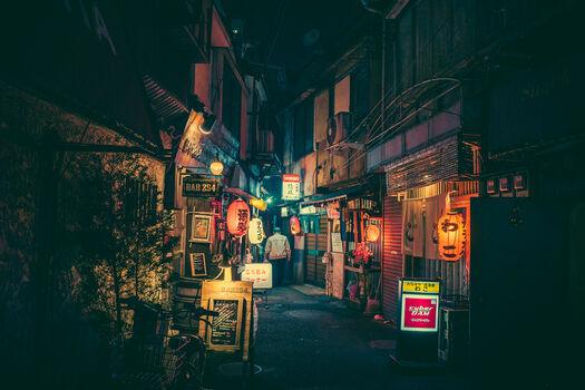 Photo TOKYO VI - Masashi Wakui