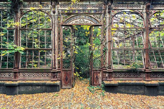 Photo L'arche végétale - Aurélien Villette
