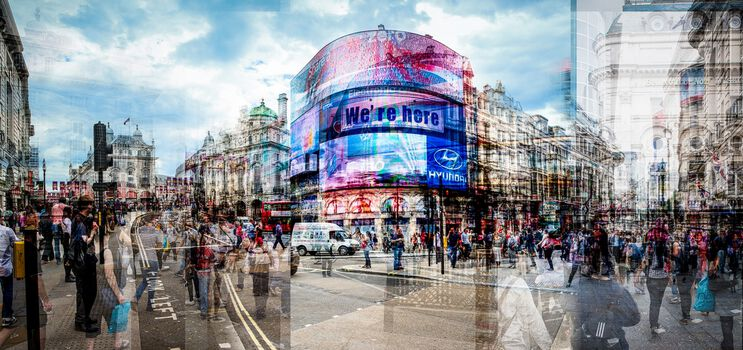 Photo Picadilly Circus II - Laurent Dequick