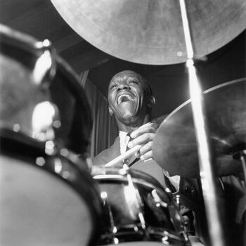 Photo Art Blakey - Francis Wolff