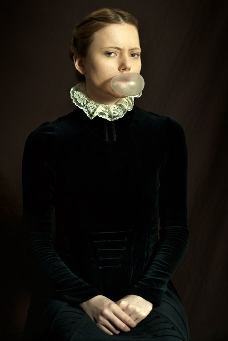 Photo BUBBLE GUM - Romina Ressia