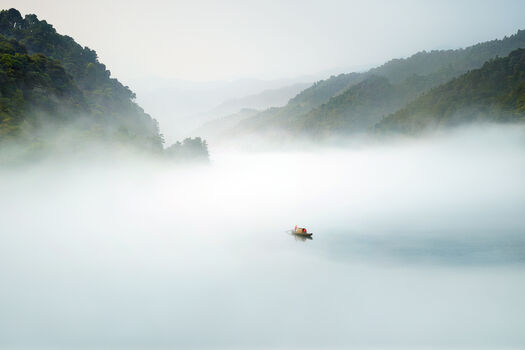 Photo Foggy tales - Thierry Bornier