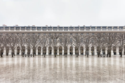 Photo PALAIS ROYAL - Laurent Dequick