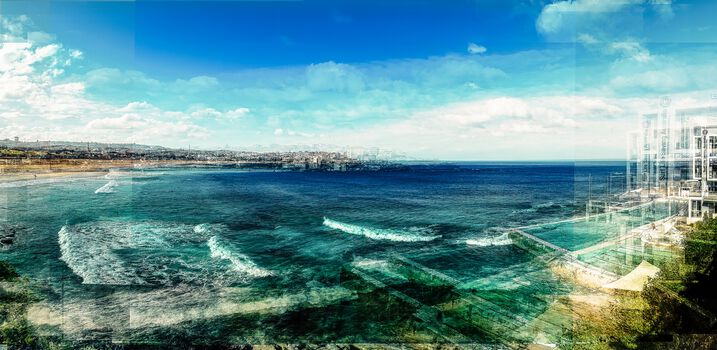 Photo Sydney Bondi Beach I - Laurent Dequick