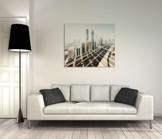 Photo Surreal City I - Johannes Heuckeroth