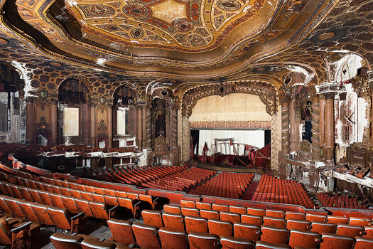 Photo LOEW'S KINGS THEATRE - Matt  Lambros