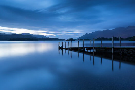 Photo Derwent Blues - Adam Burton