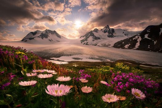 Photo So Long for this Moment Boundary Range Alaska - Marc Adamus