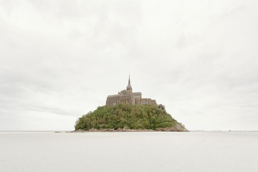 Photo Mont St Michel - MAJOR AKOS