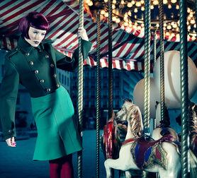 Photo Merry Go Round II - DE CAP ROUGE ANATOL