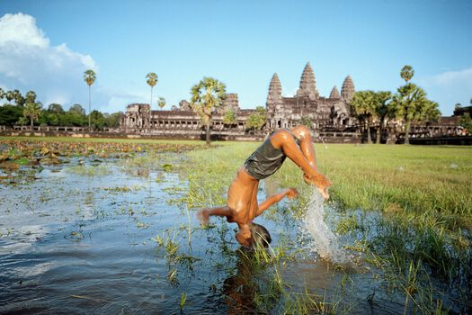 Photo Cambodge Angkor - Hiên Lâm Duc