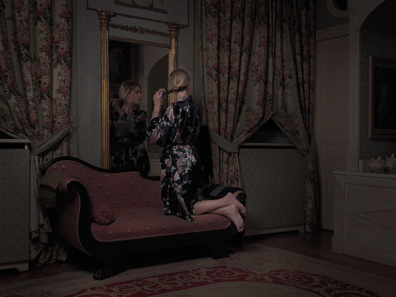 Photo A LOOK INTO THE MIRROR - Guillaume Dutreix