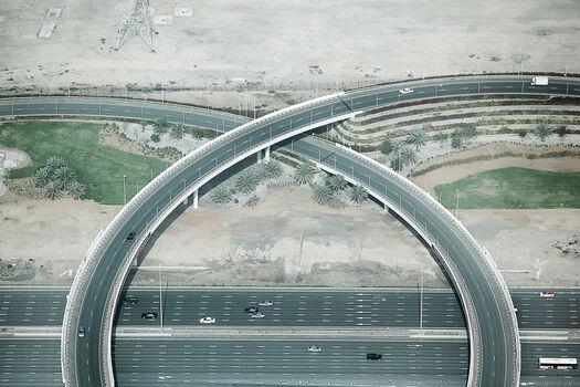 Photo Highway interchange - MATTEI JEAN-PHILIPPE CARRE