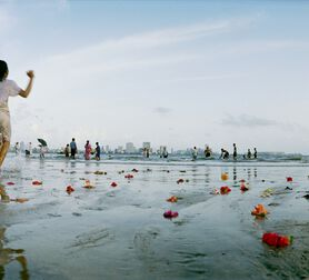 Photo Salaam Bombay - Fabrice Malzieu