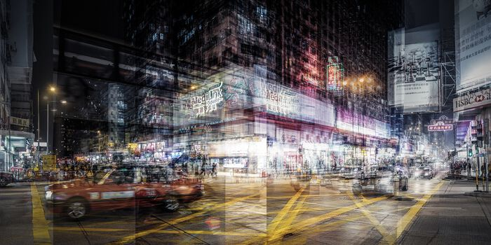 Photo Nathan Road - Laurent Dequick