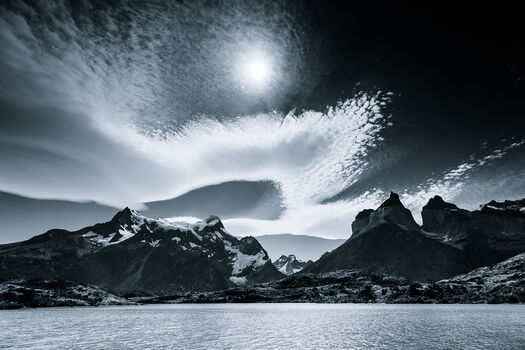 Photo Clouds of Patagonia - Jakub Polomski