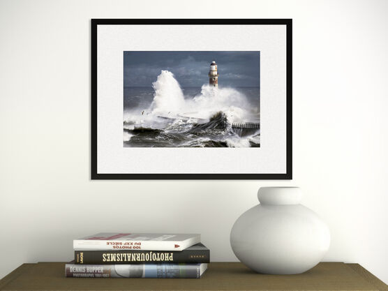 Photo Stormy Seas - John Kirkwood