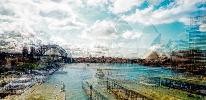 Photo Sydney Circular Quay - Laurent Dequick