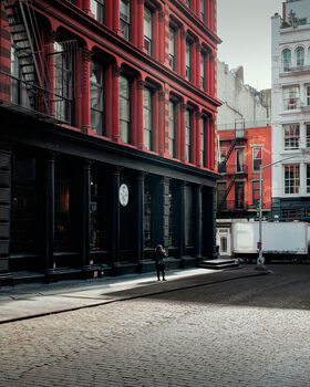 Photo NEW YORK SOHO - Ludwig Favre