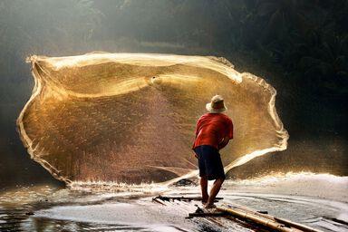 Sengkol Fisherman