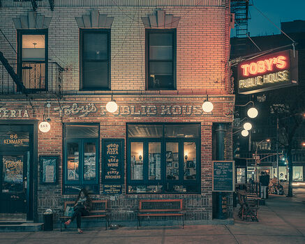 Photo Toby's public house NY - Franck Bohbot