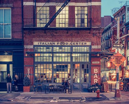 Photo The Italian Food Center NY - Franck Bohbot Studio