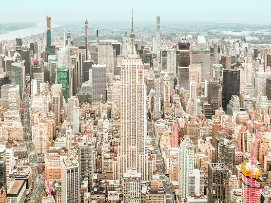 Photo EMPIRE STATE BUILDING - Ludwig Favre