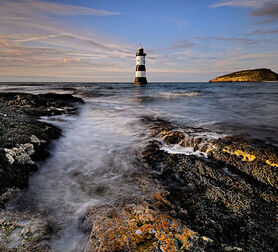 Photo Penmon Lighthouse -  DAVE