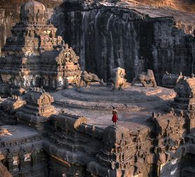 Photo Ellora - Wolfgang Weinhardt