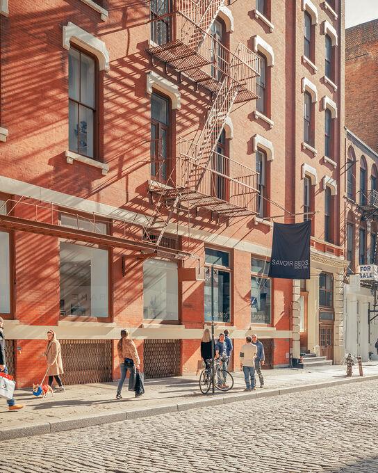 Photo SOHO NYC - Ludwig Favre