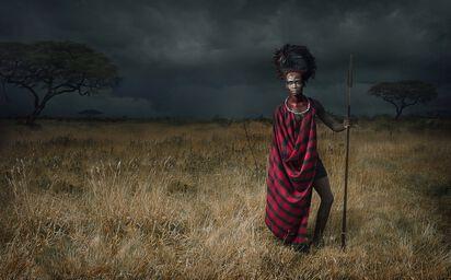 Maasai - Before the Storm
