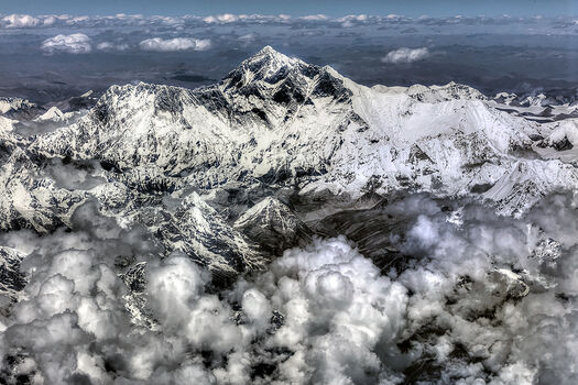 Photo MONT EVEREST - Matthieu Ricard