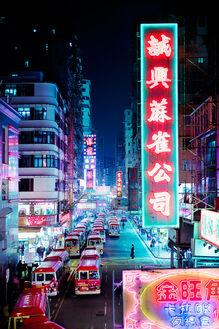 Tung Choi Street I