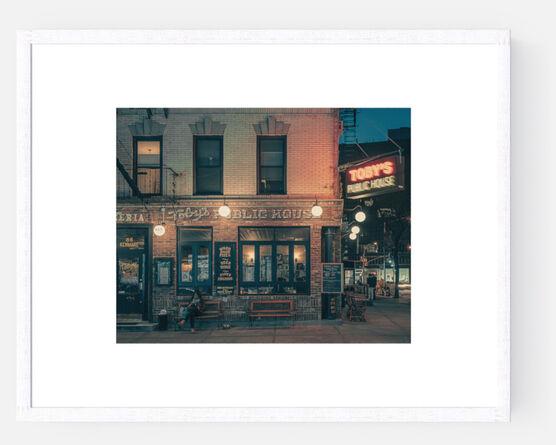 Photo Toby's public house NY - Franck Bohbot