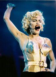 Madonna, London 1990