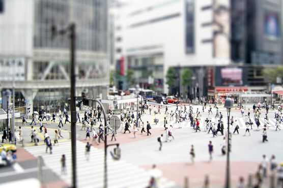 Photo Tokyo Street - Richard Silver