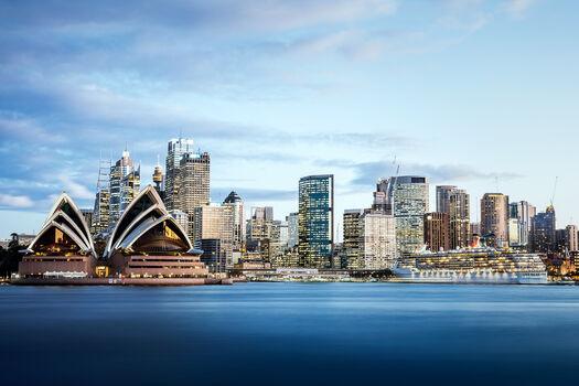 Photo Sydney Skyline II - Jörg Dickmann