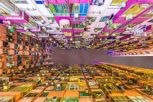 Photo HIGH DENSITY TAK LEE BUILDING - Laurent Dequick