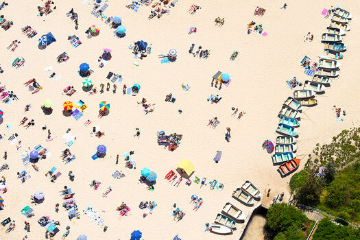 Photo BEACH BOATS - Richard Hirst