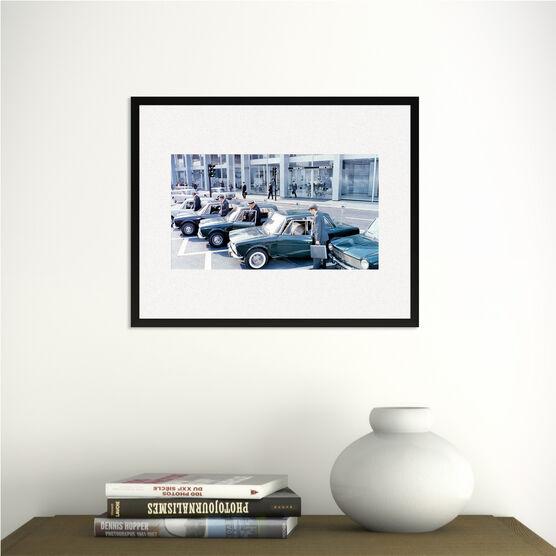 Photo Les automates et leur automobile - Jacques Tati