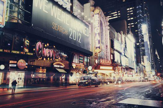 Photo NY Noire II - Ben Hupfer