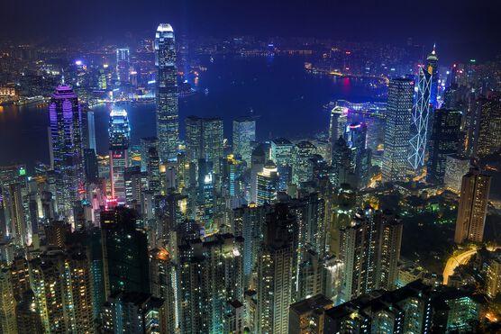 Photo Hong Kong II - Jörg Dickmann