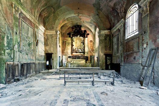 Photo Dogma, chapelle - Aurélien Villette