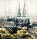 Photo Köln Von Oben - Laurent Dequick