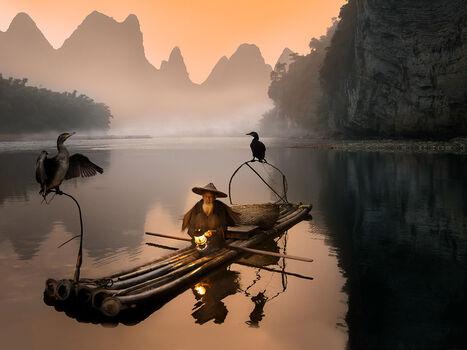 Photo Old Fisherman - Daniel Metz