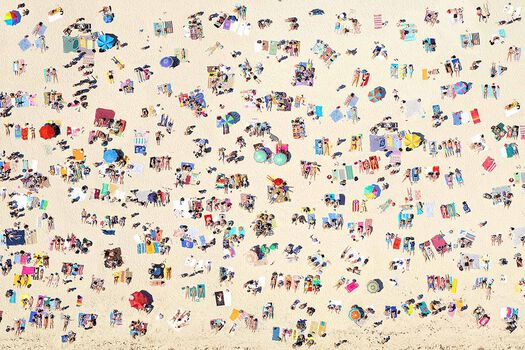 Photo BEACH CONFETTI - JORGE DE LA TORRIENTE