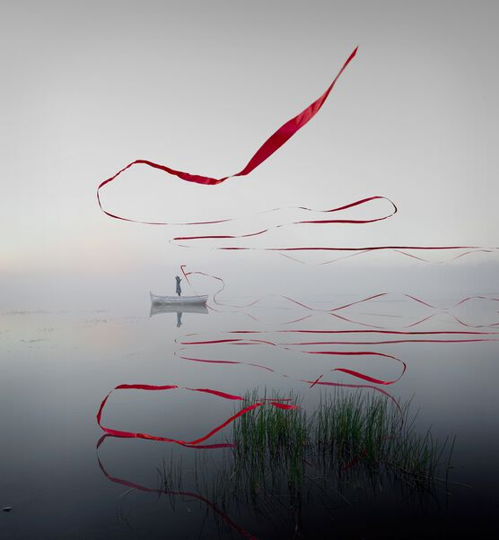 Photo Le ruban - Alastair Magnaldo
